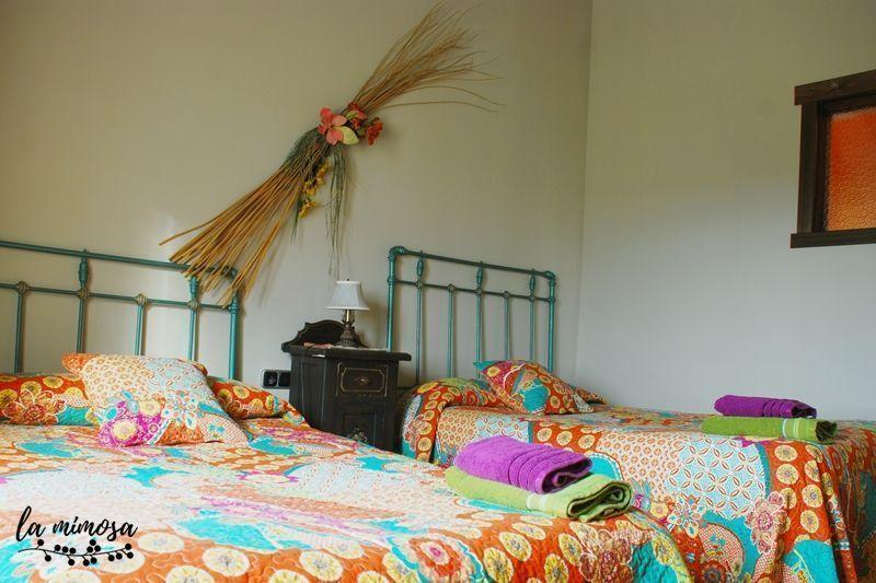 Inicio la mimosa casa rural cerca de bardenas reales de navarra - Logo casa rural ...
